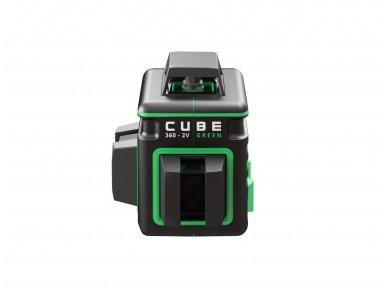 ADA CUBE 360 2V GREEN Lazerinis nivelyras Professional Edition 5