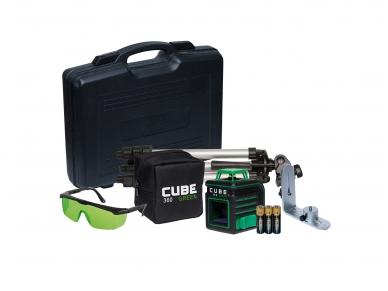 Lazerinis nivelyras ADA CUBE 360 Green ULTIMATE EDITION 3