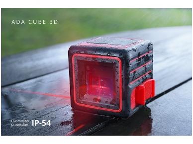 ADA Cube 3D Lazerinis nivelyras 6
