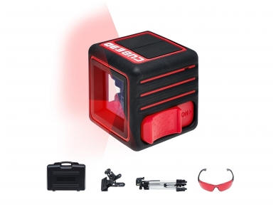 ADA Cube 3D Lazerinis nivelyras 8