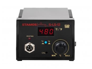 Litavimo stotelė su lituokliu S-LS-12, 480°C, 60W 3