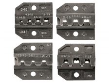 Matricos PEW 12, plokštiems antgaliams