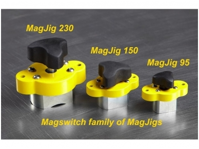Magnetas laikiklis Magjig 4