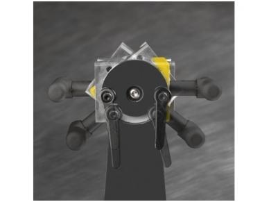 Magnetinis kampas Boomer Angle, reguliuojamas 3