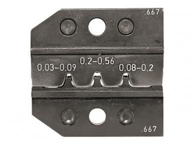 Matricos PEW 12, vamzdiniams ir štampuotiems antgaliams 4