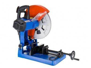 Metalo pjovimo staklės 355mm PRO 2200W