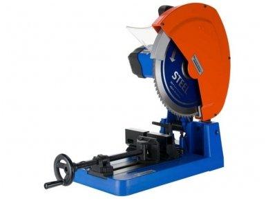 Metalo pjovimo staklės 355mm PRO 2200W 5