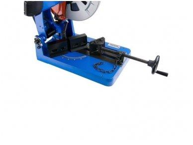 Metalo pjovimo staklės 355mm PRO 2200W 8
