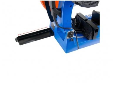 Metalo pjovimo staklės 355mm PRO 2200W 9