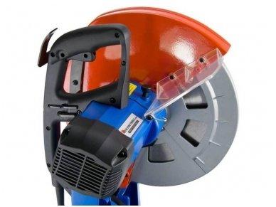 Metalo pjovimo staklės 355mm PRO 2200W 10