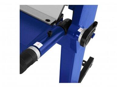 MSW-PBR-1270 lakštinio metalo lenkimo įrenginys, segmentinis 1270 mm 2
