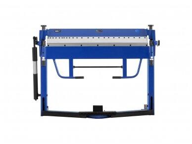 MSW-PBR-1270 lakštinio metalo lenkimo įrenginys, segmentinis 1270 mm 4
