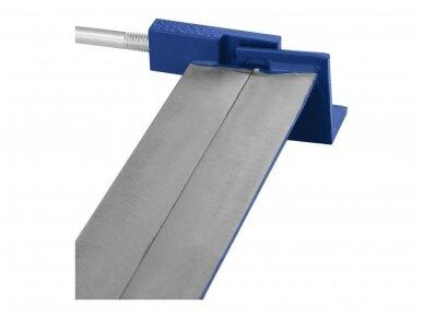 MSW-PBR-460 lakštinio metalo lenkimo staklės, 460 mm 2