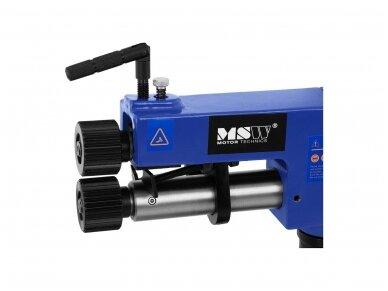 MSW-SBR-100 kraštų valcavimo staklės, 6 matricos, 0.8 mm 2