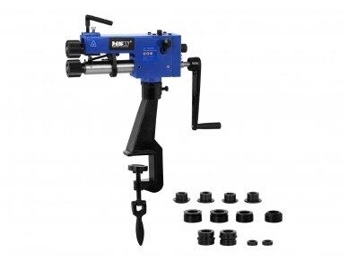 MSW-SBR-100 kraštų valcavimo staklės, 6 matricos, 0.8 mm