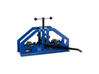 MSW-TRB-100 vamzdžių valcavimo įrenginys - nuo 660 iki 1200 mm