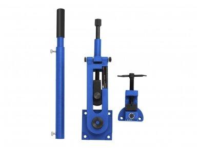 MSW-TRB-200 vamzdžių lenkimo įrenginys, 6 matricos, nuo 8 iki 22 mm, iki 360° 3