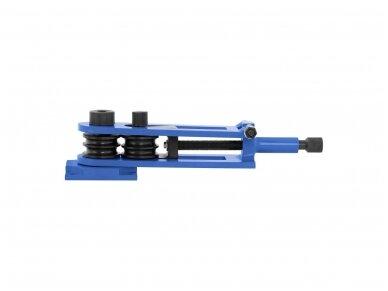 MSW-TRB-200 vamzdžių lenkimo įrenginys, 6 matricos, nuo 8 iki 22 mm, iki 360° 2