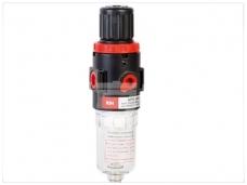 Oro srauto reguliatorius su drėgmės filtru 1/4'', 500 l/min