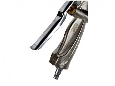Padangų pripūtimo pistoletas su manometru, 12 bar 3