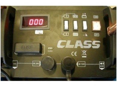 Pakrovėjas / paleidėjas Sherman CLASS 230 12V/24V, komplekte su laidais 2