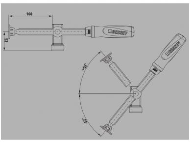 Pasukamas adapteris TW28AV 4