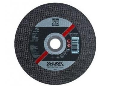 Plieno ir profilių pjovimo diskas EHT 125x1,0x22,23 A60 S SG
