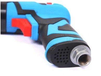 Pneumatinis kampinis šlifuoklis/ polituoklis ekscentrinis 50mm 6