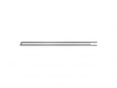 Polistirolo pjovimo peilio ašmenys, tiesūs, 250 mm