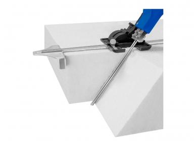 Polistirolo pjaustymo peilis 250W, vidutinis priedų rinkinys 2