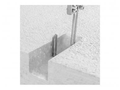 Polistirolo pjaustymo peilis 250W, vidutinis priedų rinkinys 3