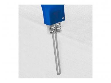 Polistirolo pjaustymo peilis 250W, vidutinis priedų rinkinys 5