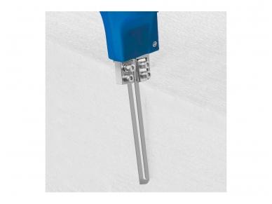 Polistirolo pjaustymo peilis 250W, labai didelis priedų rinkinys 8