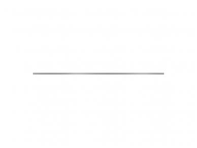 Polistirolo pjovimo peilio ašmenys, plokšti, 305 mm