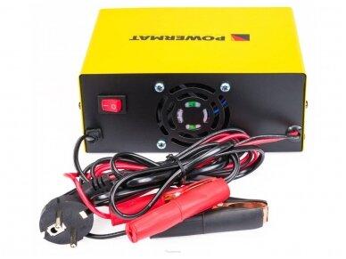 Powermat akumuliatorių įkroviklis 6/24V PM-PM-60B 5