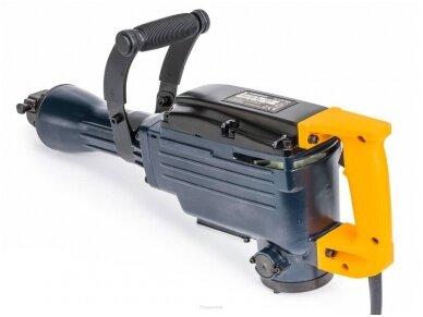 Powermat atskėlimo plaktukas PM-MWB-3000, SDS-HEX, 3000W, 45J 7