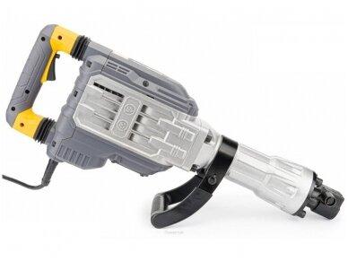 Powermat atskėlimo plaktukas PM-MWB-3300M, SDS-HEX, 3300W, 65 J 7