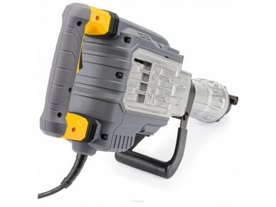Powermat atskėlimo plaktukas PM-MWB-3300M, SDS-HEX, 3300W, 65 J 8