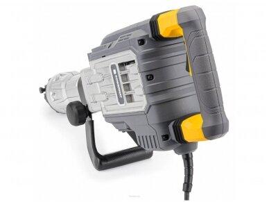 Powermat atskėlimo plaktukas PM-MWB-3300M, SDS-HEX, 3300W, 65 J 9