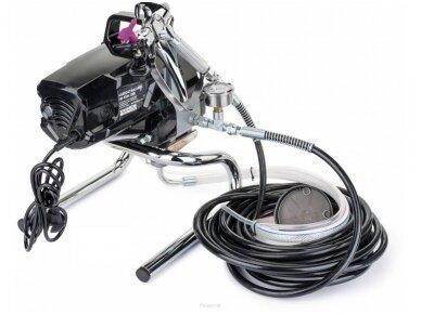 Powermat beoris dažymo aparatas PM-PDM-1200, 1200W, 1.5 l/min 4