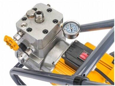 Powermat beoris dažymo aparatas PM-PDM-1500, 1500W, 2.54 l/min, 225 bar 6
