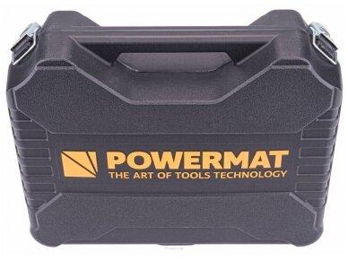 Powermat elektrinis veržliasukis PM-EKU-2100M, 800NM 9