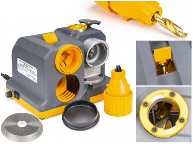 Powermat grąžtų galąstuvas PM-ODW-150, 3-13mm, 150W