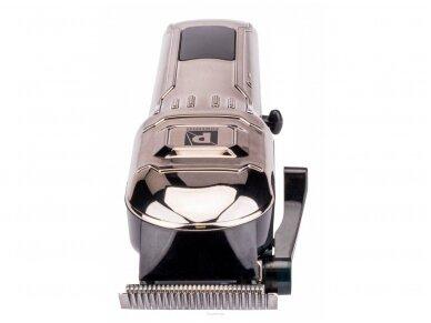 Powermat gyvūnų kirpimo mašinėlė PM-MDSP-2000T su dideliu priedų rinkiniu 4
