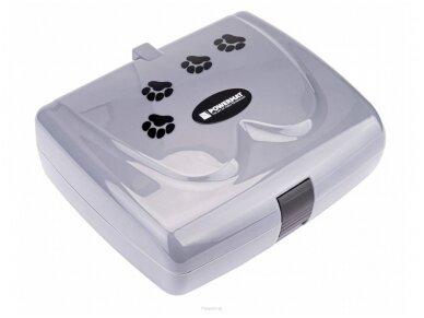 Powermat gyvūnų kirpimo mašinėlė PM-MDSP-2000T su dideliu priedų rinkiniu 8