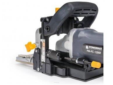 Powermat lamelinė freza PM-FC-1200T, 1200W 4