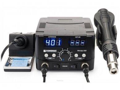 Powermat litavimo stotelė PM-SLU-70T 2
