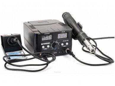 Powermat litavimo stotelė PM-SLU-70T