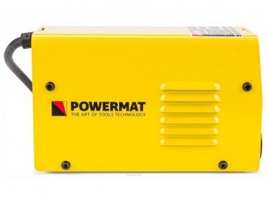 Powermat MMA suvirinimo aparatas PM-MMAT-300L, 300A, 230V 4