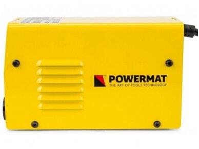 Powermat MMA suvirinimo aparatas PM-MMAT-300L, 300A, 230V 6